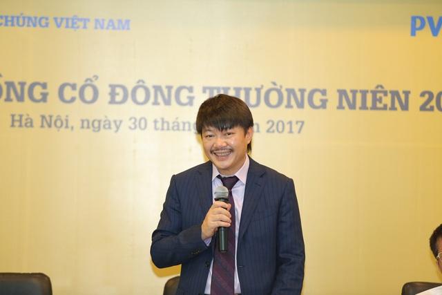 Ông Nguyễn Đình Lâm cho hay: Việc tái cấu trúc đã được Chính phủ phê duyệt là mục tiêu để bảo vệ quyền lợi và vốn đầu tư của cổ đông.