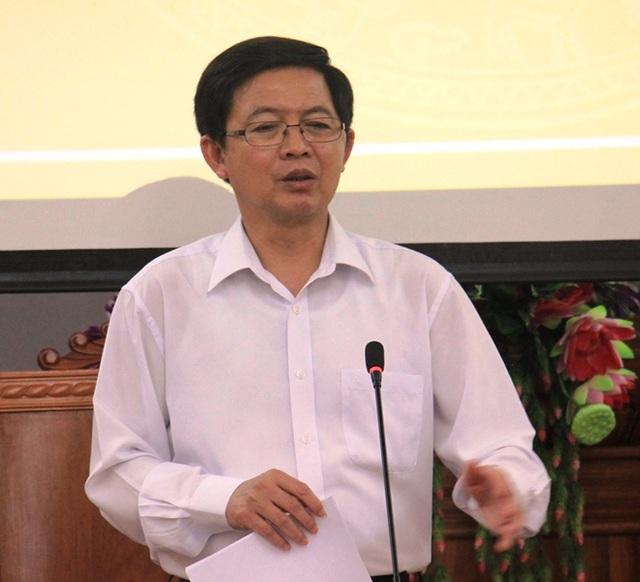 Chủ tịch UBND tỉnh Bình Định Hồ Quốc Dũng - Phát triển công nghiệp song song với phát triển du lịch