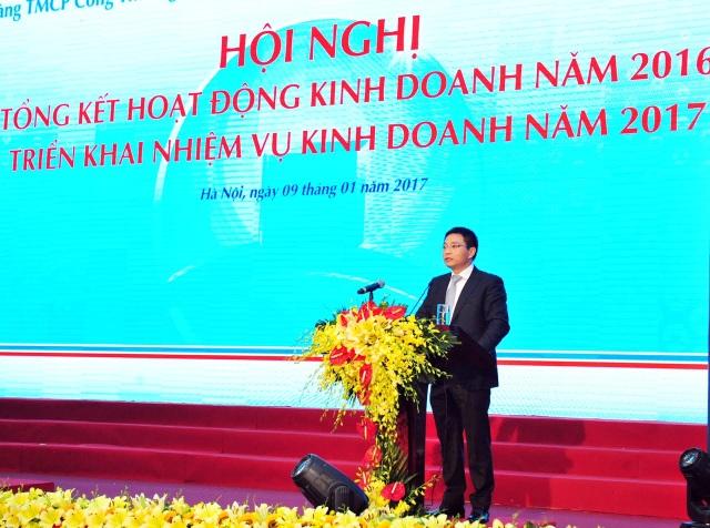 Ông Nguyễn Văn Thắng, Chủ tịch HĐQT VietinBank cho hay, thành công lớn nhất của VietinBank là xử lý triệt để gần 10 nghìn tỷ đồng nợ xấu trong giai đoạn 2007 - 2010 bằng năng lực tài chính, thu nợ, bán nợ.