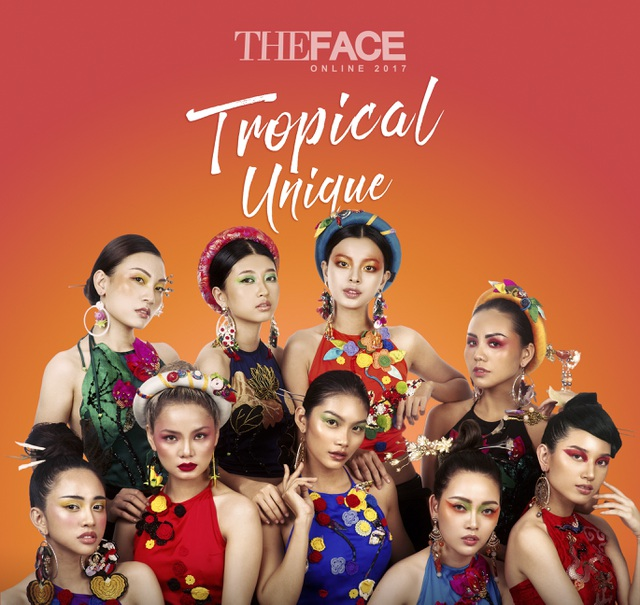 Cận cảnh 9 mỹ nhân The Face mùa 2 quảng bá trái cây Việt - 1