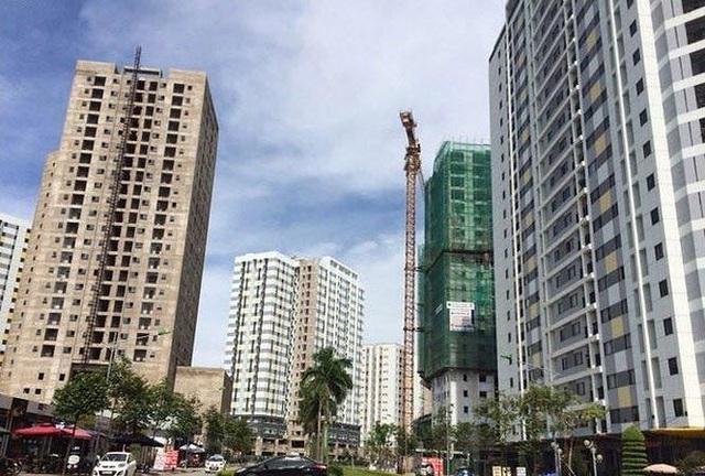Nguồn cung căn hộ ở Hà Nội cuối năm dự báo dồi dào. Ảnh minh họa