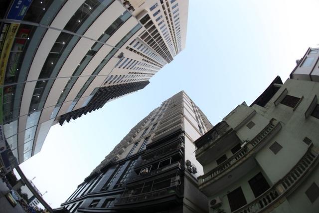 Thị trường bất động sản vẫn đang nóng trở lại được cho là có tác dụng kích thích phát triển một số ngành kinh tế khác