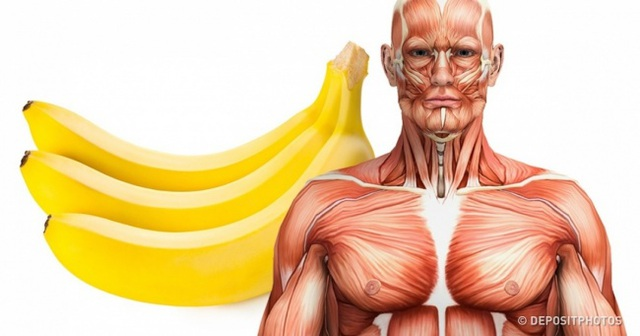 Cơ thể thay đổi như thế nào khi ăn 2 quả chuối mỗi ngày - 1