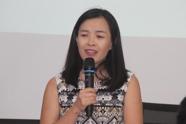 Cô Trần Thúy Hằng: Giáo dục cần đề cao hơn chất lượng đào tạo con người