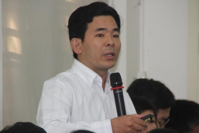 TS Nguyễn Khánh Trung