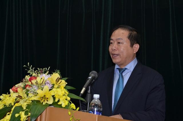 Ông Vũ Anh Minh - Chủ tịch ĐSVN