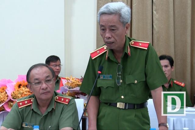 Thiếu tướng Phan Anh Minh - Phó Giám đốc Công an TPHCM chia sẻ về quá trình khám phá chuyên án sản xuất ma tuý lớn nhất nước