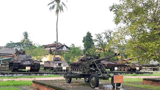 Chuyển Bảo tàng Lịch sử Thừa Thiên Huế đến nơi mới vào 2019 - 4