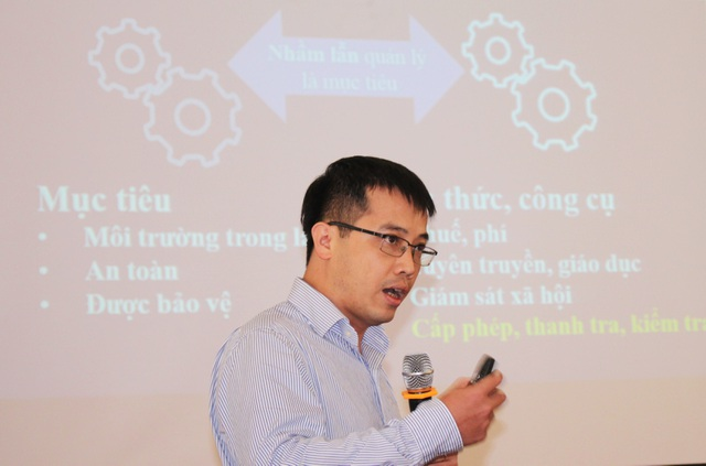 Ông Đậu Anh Tuấn, Trưởng Ban Pháp chế, Phòng Thương mại và Công nghiệp Việt Nam (VCCI).