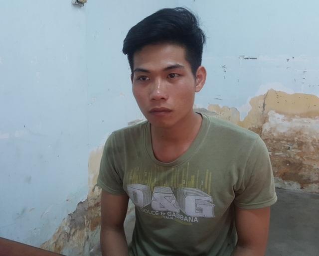 Nghi can Phạm Ngọc Sơn