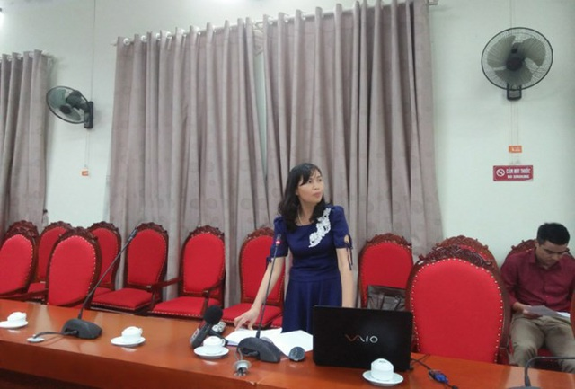 Cô Nguyễn Thị Chín (ảnh: Tienphong)