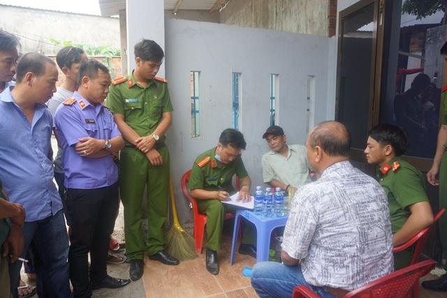 Cơ quan công an điều tra cái chết của anh Quảng