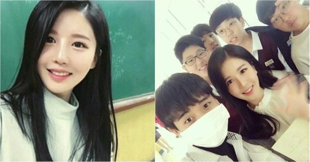 Nữ giáo viên trẻ xinh đẹp Lee Ah Yong