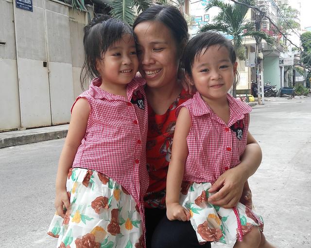 Sau bài viết Cuộc gặp đẫm nước mắt trong giờ Văn đăng tải trên Dân trí, cô Hường đón nhận được rất nhiều chia sẻ từ cộng đồng