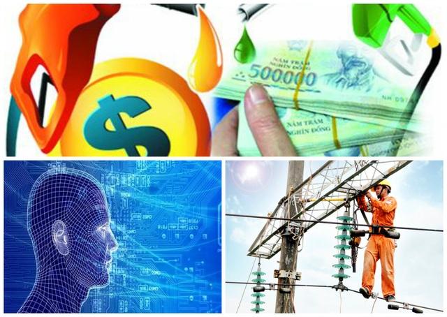 Điện, xăng dầu vẫn là những ngành nghề kinh doanh mang lại lợi nhuận lớn nhất.