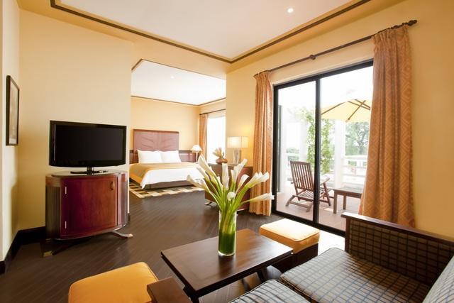 Một kiểu phòng Suite khác