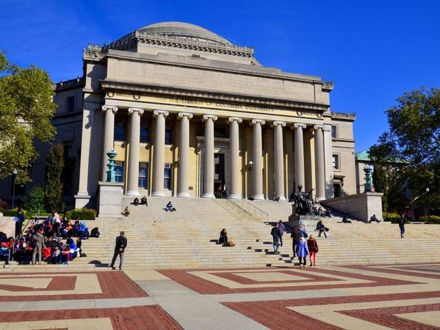 Đại học Columbia.