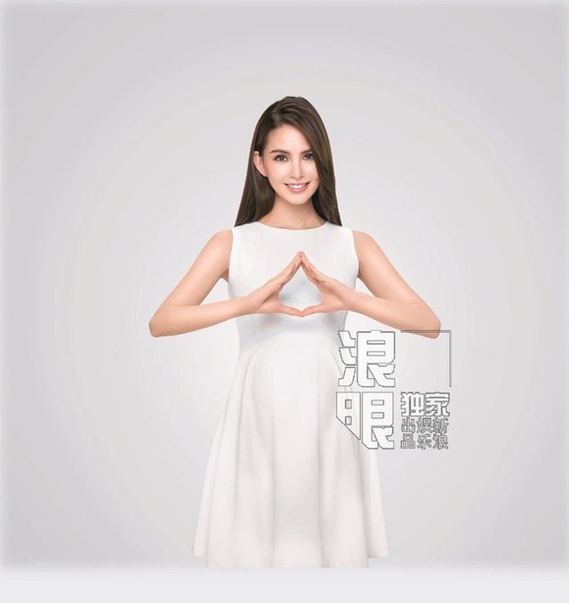 Côn Lăng, vợ của Châu Kiệt Luân, vừa chia sẻ với người hâm mộ những hình ảnh mới nhất của cô trên một tạp chí thời trang. Người đẹp 9x đang mang thai đứa con khoảng 7 tháng và muốn lưu giữ những hình ảnh này làm kỷ niệm.