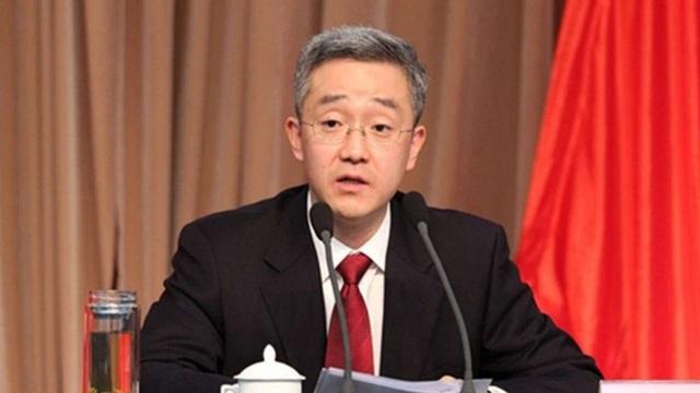 Ông Hồ Hải Phong là con trai cựu Chủ tịch Trung Quốc Hồ Cẩm Đào (Ảnh: SCMP)