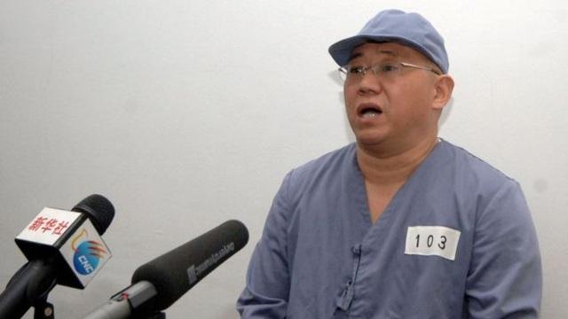 Ông Kenneth Bae, một người Mỹ gốc Hàn Quốc, từng bị kết án tù khổ sai 15 năm ở Triều Tiên vào năm 2012. (Ảnh: Reuters)