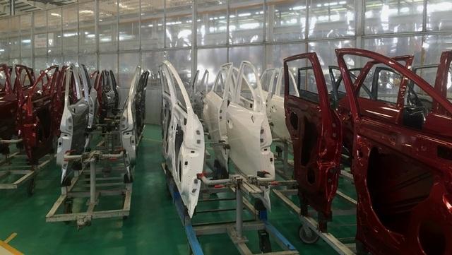 Thị trường ô tô đang tăng trưởng nhanh, vì vậy hoàn toàn có điều kiện để phát triển công nghiệp hỗ trợ, gia tăng tỷ lệ nội địa hóa.