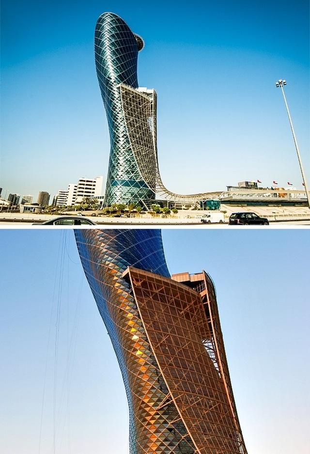 Những kiệt tác kiến trúc hiện đại ấn tượng nhất thế giới - 5