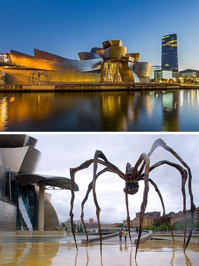Những kiệt tác kiến trúc hiện đại ấn tượng nhất thế giới - 6