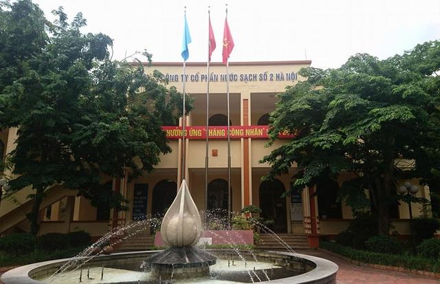 Sáng nay (6/6), phóng viên đã đến Công ty Cổ phần nước sạch số 2 Hà Nội để tìm hiểu, nhưng lãnh đạo công ty bận, hẹn trả lời sau.