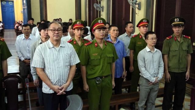 Cho Phạm Công Danh vay tiền, hàng loạt cán bộ ngân hàng Đại Tín bị khởi tố