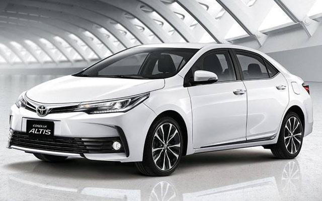 Toyota Corolla Altis 2017 đến Ấn Độ - 1
