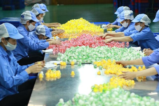Công nhân KCN ở tỉnh Hải Dương. Ảnh: Hải Nguyễn