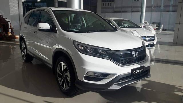 Đợt giảm giá của các đại lý bán xe Honda CRV vừa qua gây thất vọng nhất, nhiều góc khuất của chiêu trò giảm giá của các đại lý bị người tiêu dùng bóc mẽ.