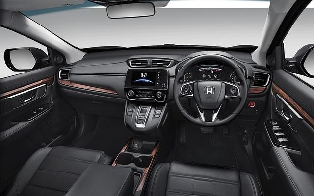 Honda ra mắt CR-V bản 7 chỗ cho thị trường Đông Nam Á - 4