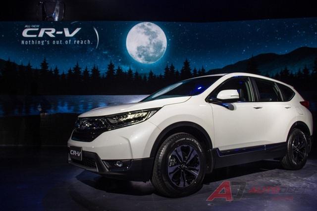Honda ra mắt CR-V bản 7 chỗ cho thị trường Đông Nam Á - 9