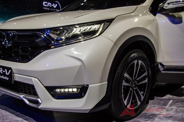 Honda ra mắt CR-V bản 7 chỗ cho thị trường Đông Nam Á - 10