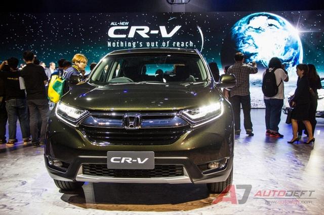 Honda ra mắt CR-V bản 7 chỗ cho thị trường Đông Nam Á - 16