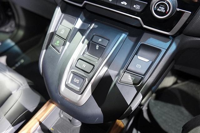 Honda ra mắt CR-V bản 7 chỗ cho thị trường Đông Nam Á - 14