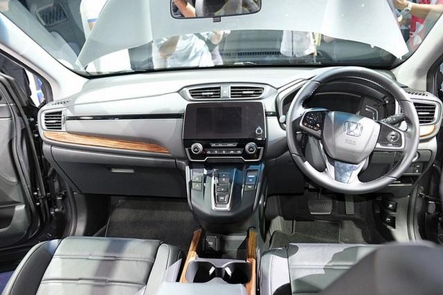Honda ra mắt CR-V bản 7 chỗ cho thị trường Đông Nam Á - 13