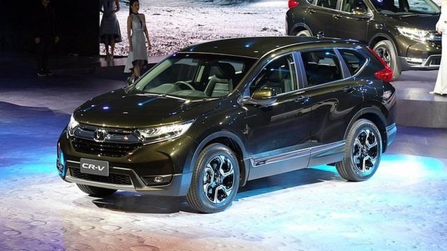 Honda ra mắt CR-V bản 7 chỗ cho thị trường Đông Nam Á - 17