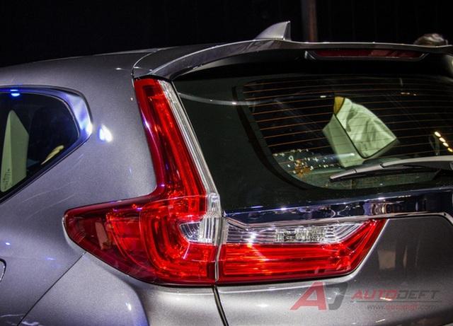 Honda ra mắt CR-V bản 7 chỗ cho thị trường Đông Nam Á - 11