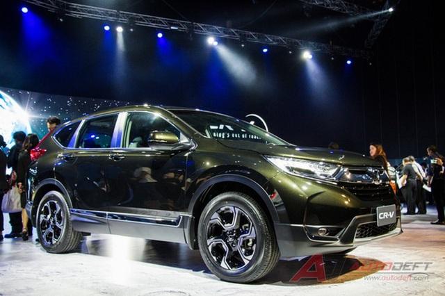 Honda ra mắt CR-V bản 7 chỗ cho thị trường Đông Nam Á - 15