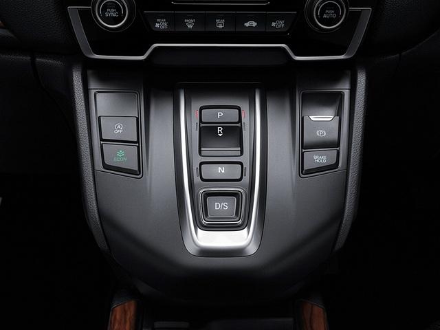 Honda ra mắt CR-V bản 7 chỗ cho thị trường Đông Nam Á - 6