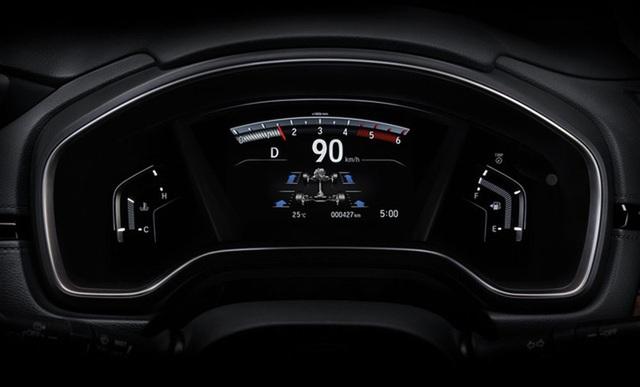 Honda ra mắt CR-V bản 7 chỗ cho thị trường Đông Nam Á - 5