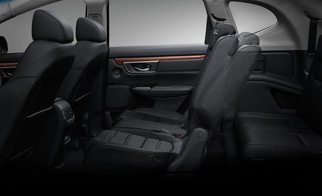 Honda ra mắt CR-V bản 7 chỗ cho thị trường Đông Nam Á - 2