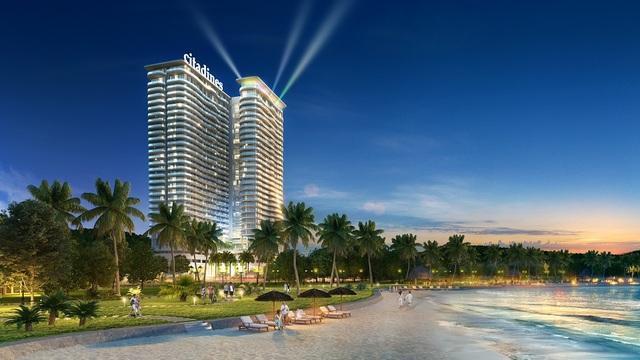 Duplex Citadines Marina Halong: Đỉnh cao không gian sống sang trọng 100% hướng biển - 1