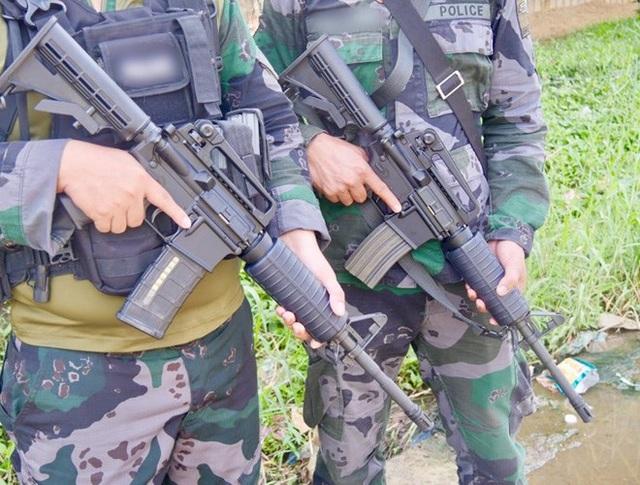 CQ-A5 là sản phẩm của Tập đoàn Công nghiệp phương Bắc Trung Quốc (Norinco), chúng được cho là phiên bản nhái của khẩu súng trường tấn công M-4 nổi tiếng của Mỹ.