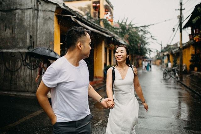 Trong cuộc đời này, hạnh phúc đến sau có khi lại là bình yên một đời, cặp đôi này là mình chứng cho điều ấy.