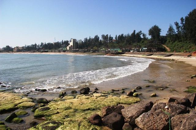 Biển Cửa Tùng từng được xem là Nữ hoàng các bãi tắm