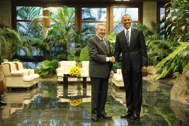 Ngày 21/3/2016: Cựu Tổng thống Mỹ Barack Obama đã có chuyến thăm lịch sử tới Cuba và đây là chuyến thăm đầu tiên của một tổng thống Mỹ đương nhiệm tới Cuba kể từ năm 1928.