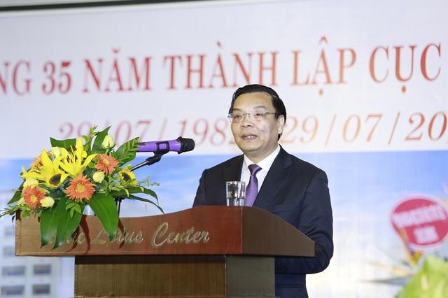 Bộ trưởng Chu Ngọc Anh đề nghị Cục Sở hữu trí tuệ sớm tìm giải pháp để giải quyết tình trạng tồn đọng đơn đăng ký sở hữu công nghiệp.